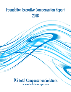 Foundation Executive Compensation Report Cover